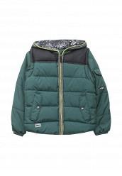 Купить Куртка утепленная Acoola зеленый AC008EBRNO42