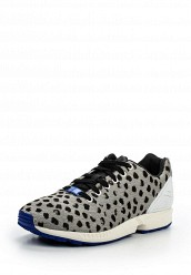 Купить Кроссовки ZX FLUX adidas Originals серый AD093AMLWN74