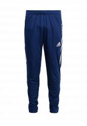 Купить Брюки спортивные adidas Performance TIRO17 TRG PNT синий AD094EMQHV85 Вьетнам