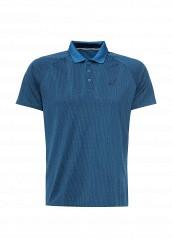 Купить Поло ASICS M CLUB GPX POLO синий AS455EMOUS81 Индонезия