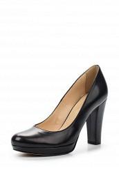 Купить Туфли Bata черный BA060AWQEB07 Италия