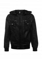 Купить Куртка кожаная B.Men черный BM001EMRHZ04 Китай