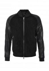 Купить Куртка кожаная Boss черный BO246EMJTR22