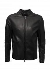 Купить Куртка кожаная Boss черный BO246EMSSB68