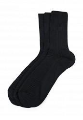 Купить Комплект носков 3 пары Брестские черный BR034FMQAG49