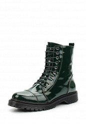 Купить Ботинки Bronx зеленый BR336AWUVD61 Португалия