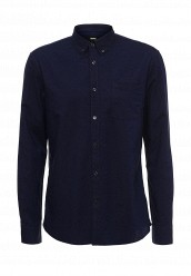 Купить Рубашка Burton Menswear London синий BU014EMLGE66