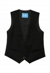 Купить Жилет Button Blue черный BU019EGJHL26