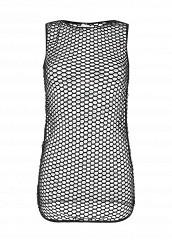 Купить Платье пляжное Charmante черный CH043EWQDT85