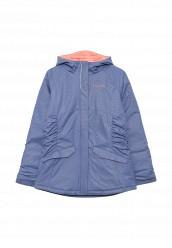Купить Куртка утепленная Razzmadazzle™ Jacket Girls' jacket Columbia голубой CO214EGMGG05