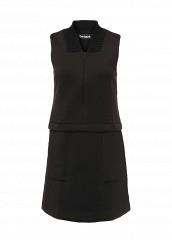 Купить Платье Desigual черный DE002EWJHJ00