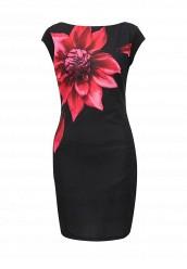 Купить Платье Desigual черный DE002EWOQQ64 Марокко