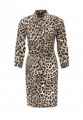 Купить Платье Dorothy Perkins коричневый DO005EWLUT60