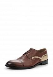Купить Туфли Fonti коричневый FO010AMJXG31