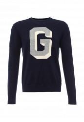Купить Джемпер Gant синий GA121EMLLI41