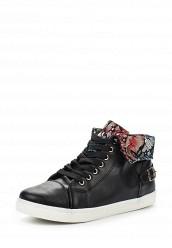 Купить Кеды Ideal Shoes черный ID005AWPVB80 Китай