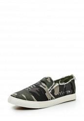 Купить Слипоны Ideal Shoes мультиколор ID005AWRWQ44 Китай