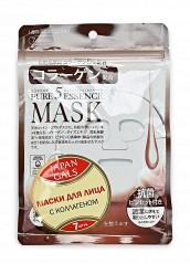 Купить Набор Japan Gals Маска с коллагеном Pure 5 Essential 7 шт JA022LWCWC78 Япония