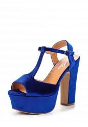 Купить Босоножки Janessa синий JA026AWSZE40 Китай