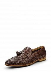 Купить Лоферы Just Couture коричневый JU663AMSCD80 Китай