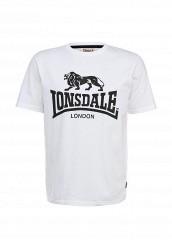 Купить Футболка Lonsdale белый LO789EMARB46 Индонезия