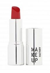 Купить Помада для губ кремовая Lip Color тон 156 красный Make Up Factory MA120LWHDQ38