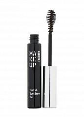 Купить Гель-фиксатор для бровей Tinted Eye Brow Gel тон 3 темно-коричневый Make Up Factory MA120LWHDR59