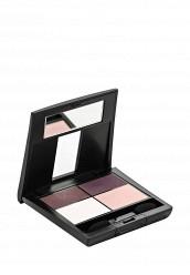 Купить Тени Матовые 4-х цветные для глаз Mat Eye Colors тон 560 баклажан, темн.баклажан, св.розовый, роз.бежевый Make Up Factory MA120LWHDS02