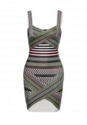 Купить Платье Manosque мультиколор MA157EWRKQ70 Китай