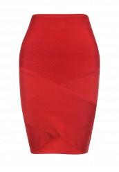 Купить Юбка Manosque красный MA157EWRKR21 Китай