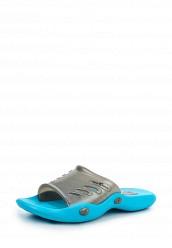 Купить Сланцы MadWave голубой, серый MA991AGFFH81