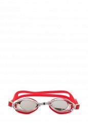 Купить Очки для плавания MadWave Predator Mirror красный MA991DUSTV29 Китай
