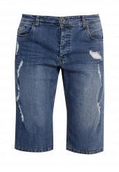 Купить Шорты джинсовые MeZaGuz голубой ME004EMRBT01
