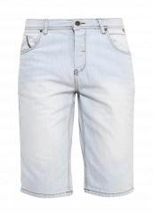 Купить Шорты джинсовые MeZaGuz голубой ME004EMTAE24