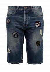 Купить Шорты джинсовые MeZaGuz синий ME004EMTAE50