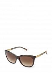 Купить Очки солнцезащитные MK2020 311613 Michael Kors коричневый MI186DWHWS19