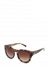 Купить Очки солнцезащитные MK2037 321013 Michael Kors коричневый MI186DWOWV96