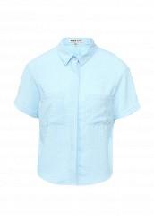 Купить Блуза Modis голубой MO044EWROR59
