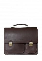 Купить Портфель Fegetto Carlo Gattini коричневый MP002XM000SR