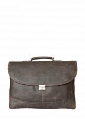 Купить Портфель Ferrada Carlo Gattini коричневый MP002XM0W0OG