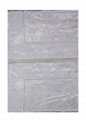 Купить Комплект постельного белья Евро Asabella серый MP002XU0017E