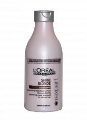 Купить Шампунь Шайн Блонд Expert Shine Blonde - Для светлых волос L'Oreal Professional розовый MP002XW0DR44