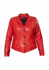 Купить Куртка кожаная Grafinia красный MP002XW0JALS