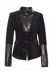 Купить Куртка кожаная Grafinia черный MP002XW1GIAE