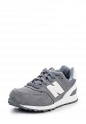 Купить Кроссовки New Balance серый NE007ABPDK81 Индонезия