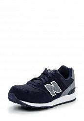 Купить Кроссовки New Balance синий NE007ABPDK82 Индонезия