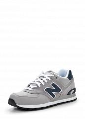 Купить Кроссовки ML574 New Balance серый NE007AMATU19