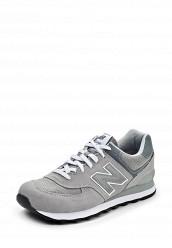 Купить Кроссовки ML574 New Balance серый NE007AMGH124