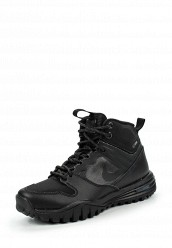 Купить Ботинки DUAL FUSION HILLS MID (GS) Nike черный NI464ABMNI43