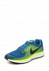 Купить Кроссовки NIKE ZOOM PEGASUS 34 (GS) Nike синий NI464ABPDD66